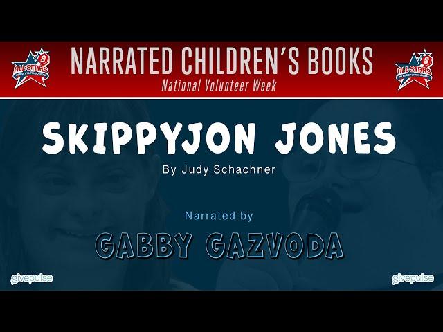 Skippyjon Jones narrated by Gabby Gazvoda