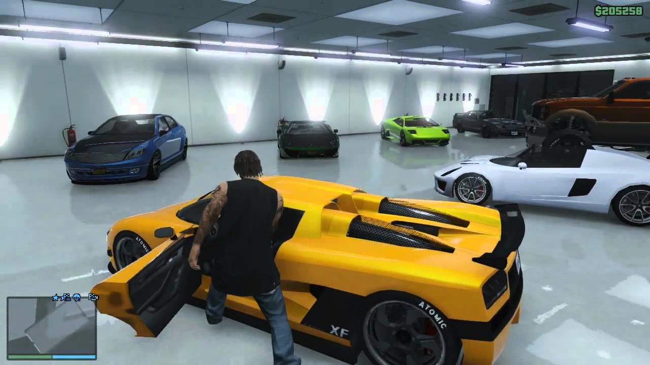 セフト オート オンライン グランド Grand Theft