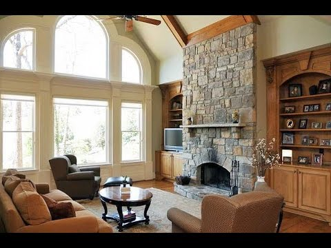 Best Fireplace Design Ideas, Home Fireplace Decorations ...