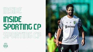 INSIDE SPORTING CP   A preparação dos Campeões