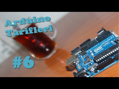 Arduino Tarifleri #6 - Serial Monitör ve Debugging / LRT (720p)