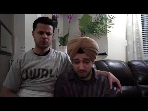 When you do not say hello/Sat Sri Akal (FUNNY PUNJABI VIDEO)