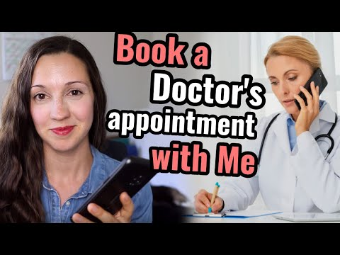 How to Schedule an Appointment in English