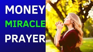 FINANCIAL MIRACLE PRAYER   FINANCIAL CURSE BREAKING PRAYERS
