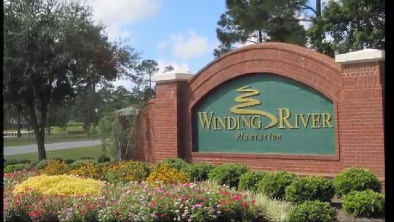 120. Winding River Plantation - Golf Community Bolivia NC ...