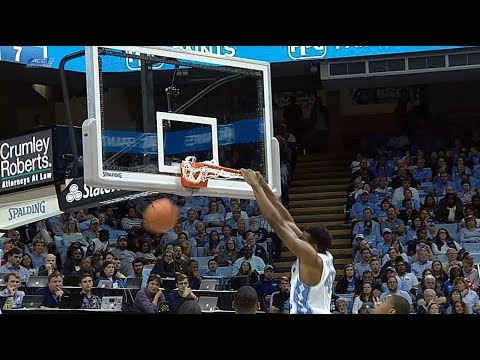 UNC Men's Basketball:  Exhibition Highlights vs. Barton College