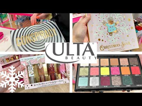 ULTA SHOPPING!!!🎄CHRISTMAS GIFT SETS, STOCKING STUFFERS, PERFUME + GIFT IDEAS!!!