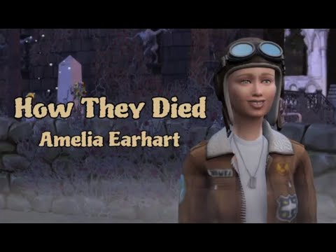 Amelia Earhart: She Vanished (How They Died Episode 14)  