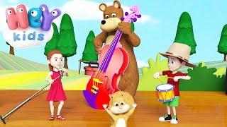 Jestem Muzykantem Konszabelantem Piosenki Dla Dzieci .tv