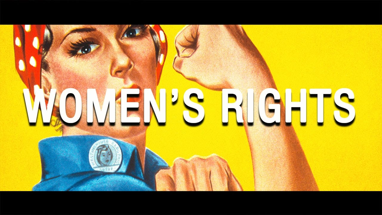 women s right [table striped=true responsive=true] the struggle for women to gain acceptance, recognition and equal rights in society has been a long process in recognition of the contributions of american women, alic presents a listing of web sites relevant to women in the united states.