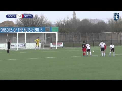 Kent Reliance Under 18 Boys Youth Cup Final - Match Highlights