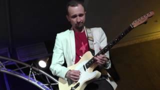 Oleg Zavialov - Guitar solo from Blues 4 Vic Alexey Kozlov Club 01.12.2016