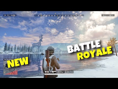 Top 10 New Battle Royale Android & IOS Games 2019