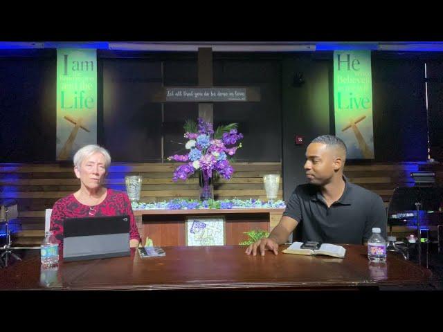 Lenten Series - Creator God's Story of Hope #29 - 03/22/2021