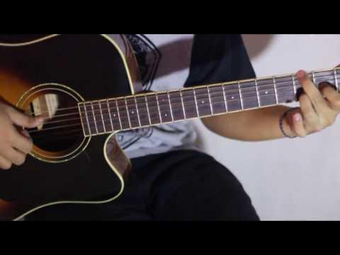 Tutorial Chord Gitar Fourtwnty - Hitam Putih