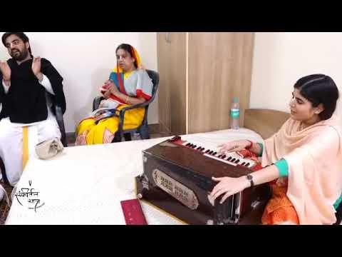 Radhe Kishori Daya Karo || by Devi chitralekha ji || At Home