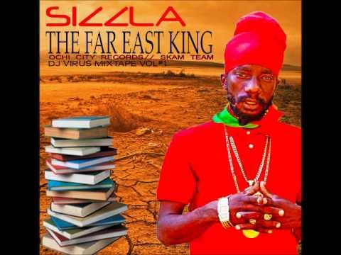 SIZZLA FAR EAST MIXTAPE (DJ- VIRUS SKAM INT.)