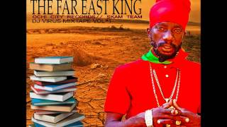 SIZZLA FAR EAST MIXTAPE (DJ- VIRUS SKAM INT.)