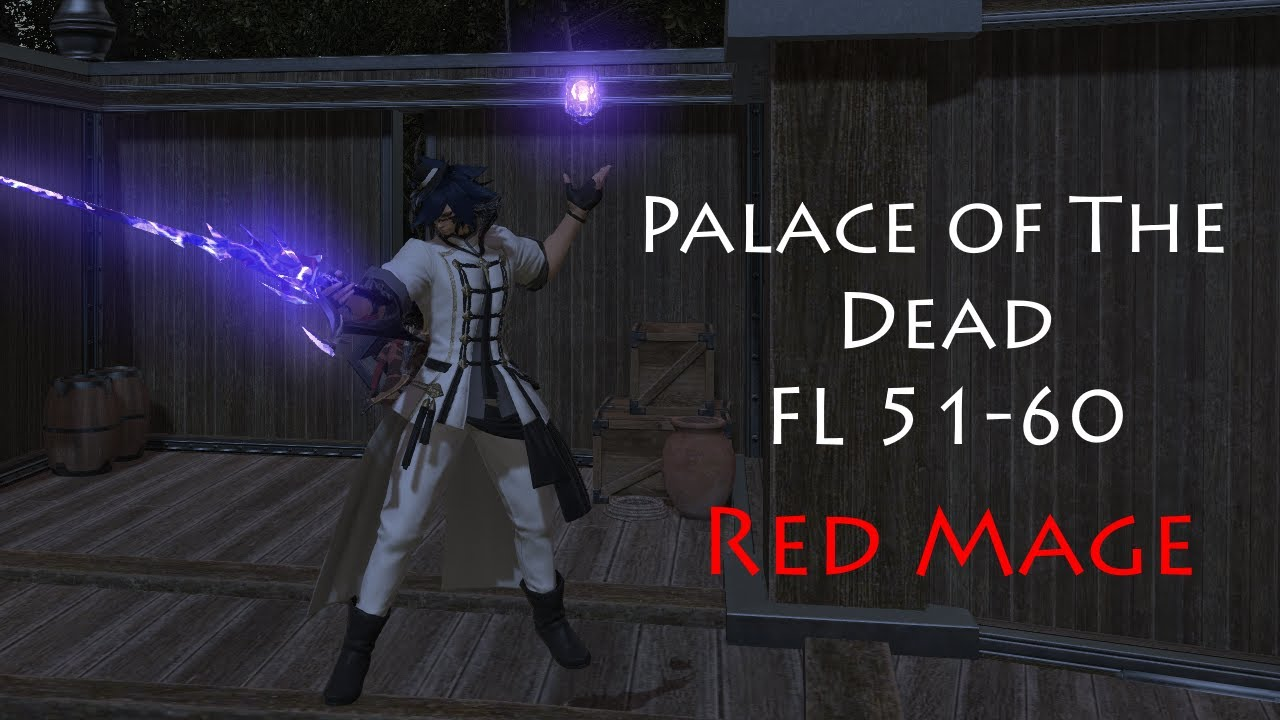 How to unlock red mage ffxiv