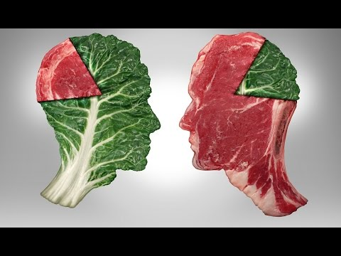 What does Halachah and Chasidus say about vegetarianism?