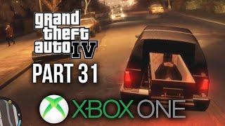 GTA 4 Xbox One Gameplay Walkthrough Part 31 - DERRICK'S FUNERAL