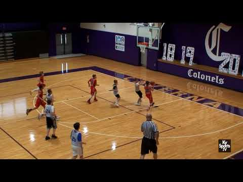 Central KY Heat vs Adair County [GAME] - KySportsTV Hoopfest