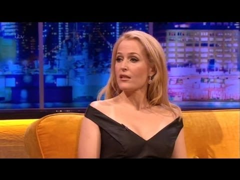 """Gillian Anderson"" On The Jonathan Ross Show Series 5 Ep 10.14 December 2013 Part 2/4"