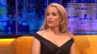 """""""Gillian Anderson"""" On The Jonathan Ross Show Series 5 Ep 10.14 December 2013 Part 2/4"""