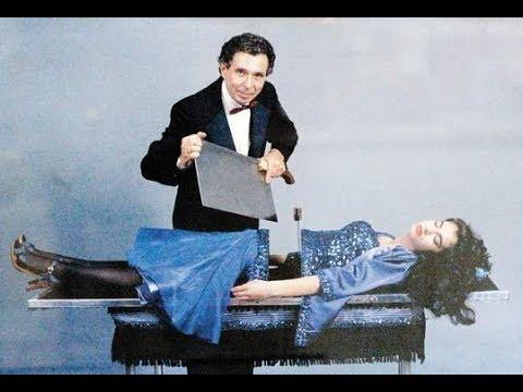 Tony Spina - Cutting a woman illusion thumbnail