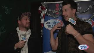 Russell Dickerson Interview Video