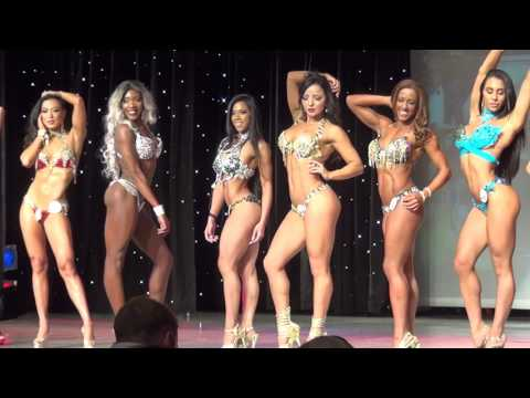 WBFF Atlantic City Pro/Am 2016 | Bikini Pros