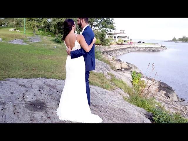 Island Wedding Shoot