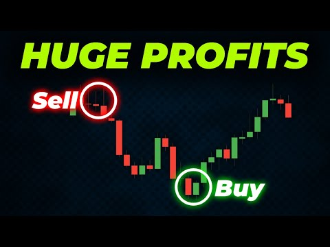 Make HUGE PROFITS With This Swing Trading Strategy in Forex And Stocks