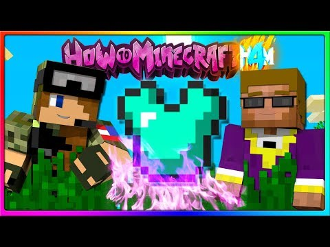 Minecraft - THE ULTIMATE ARMOR! | Episode 112 of H4M (How to Minecraft Season 4)
