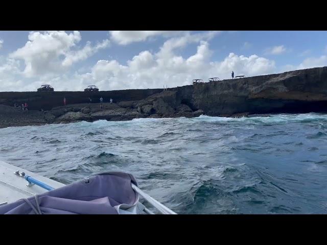 Boca Mahos by boat January 2021
