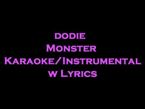 Dodie - Monster KaraokeInstrumental w