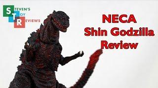 NECA Shin Godzilla Review 2016 Resurgence シン・ゴジラ