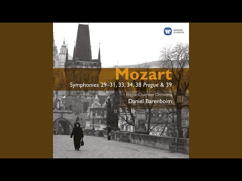 Symphony No. 29 in A, K.201 (1991 Remastered Version) : I. Allegro moderato