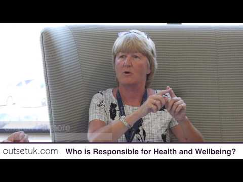Who is Responsible for Health & Wellbeing?