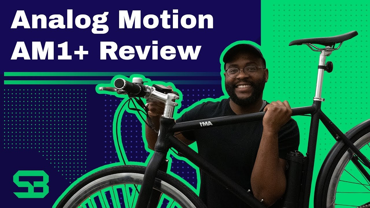 Analog Motion Am1 Bike Review Youtube