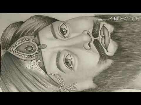 New Portrait Work Of Gurugobind Singh😊😘🥰
