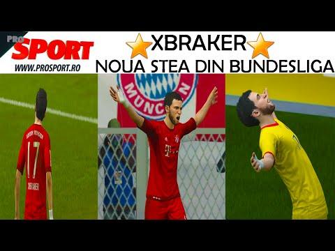 "XBRAKER ""Noua Stea Din Bundesliga"" - FIFA 16 Player Career /w Storylines"