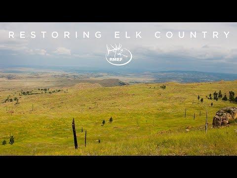 Restoring Elk Country - South Dakota Elk Mountain Guzzler
