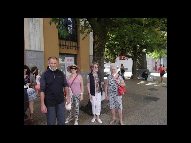 Visite à Tolosa et cidrerie à Aginaga, le 28 Août