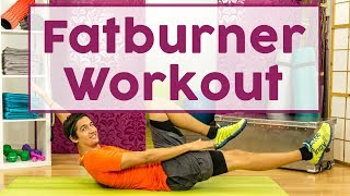Schnelles Fatburner Workout