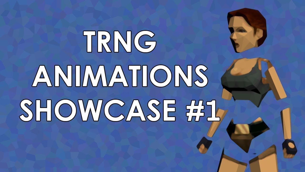 Download TRNG Animations Showcase #1
