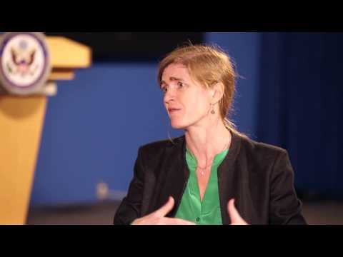 Prime Time - Samantha Power interview | ENG