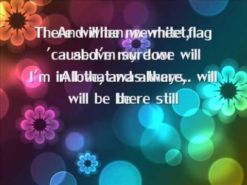 Dido - White Flag W/lyrics