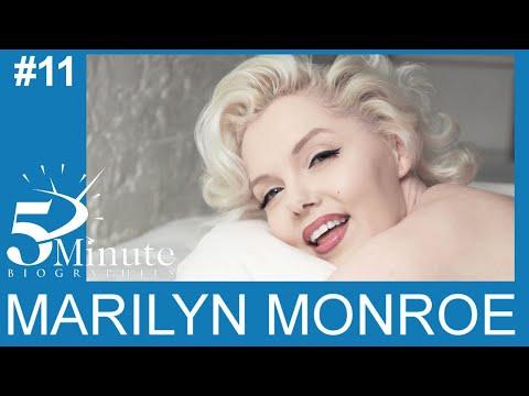 5 Minute Biographies, Season 3, Episode 1 - Marilyn Monroe