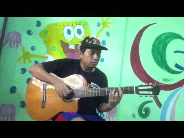 Pupus-Dewa 19 (Guitar Cover) Travel Video